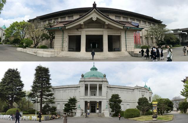 東京国立博物館 本館 表慶館